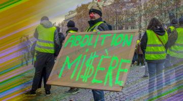 """I """"gilets jaunes"""", le """"jacqueries"""" e la democrazia del pubblico"""