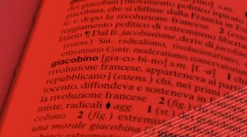 """La """"scellerata"""" utopia dei giacobini italiani"""