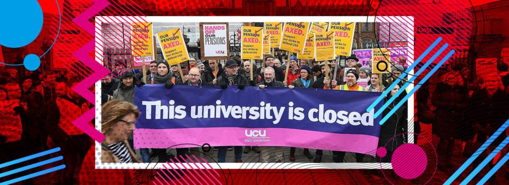 Nel Regno Unito Lo Sciopero Blocca Le Universita Jacobin